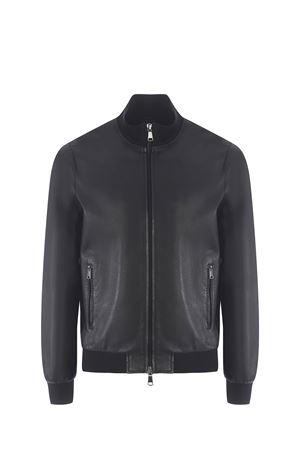 The Jack Leathers Derek Rib leather jacket THE JACK LEATHERS | 13 | DEREK RIBPLONGEE-20