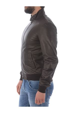 The jack leathers Java Brown jacket in nappa leather THE JACK LEATHERS | 13 | ELVIS RELOADEDNATH-106