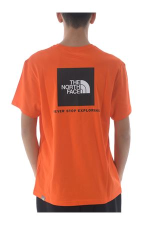 T-shirt The North Face Red Box in cotone THE NORTH FACE | 8 | NF0A2TX2V3Q1