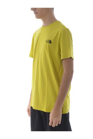 T-shirt The North Face Simple Dome in cotone THE NORTH FACE | 8 | NF0A2TX51B01