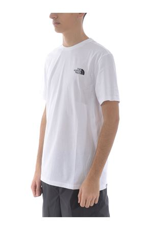 T-shirt The North Face Simple Dome in cotone THE NORTH FACE | 8 | NF0A2TX5FN41