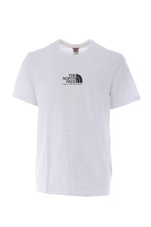 T-shirt The North Face Fine Alpine Equipment in cotone THE NORTH FACE | 8 | NF0A4SZULA91