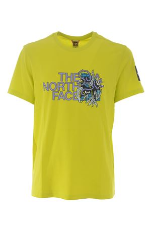 T-shirt The North Face Graphic tee in cotone THE NORTH FACE | 8 | NF0A557LJE31