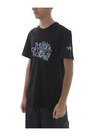 T-shirt The North Face Graphic in cotone THE NORTH FACE | 8 | NF0A557LJK31