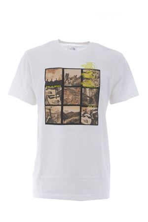 T-shirt The North Face Base Fall in cotone THE NORTH FACE | 8 | NF0A55TWFN41