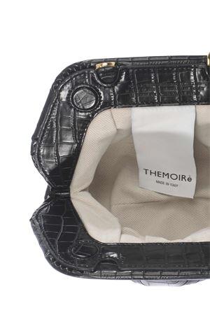 Borsa Themoirè Gea croco in ecopelle THEMOIRE | 31 | TMPS21GR1BLACK