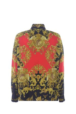 Versace Jeans Couture viscose twill shirt VERSACE JEANS | 6 | B0HWA601S0229-N84