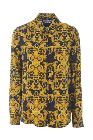 Versace Jeans Couture shirt in viscose twill VERSACE JEANS | 6 | B0HWA628S0990-899