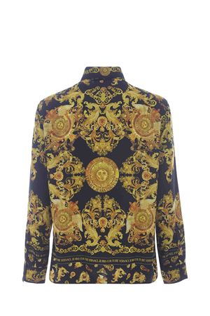 Versace Jeans Couture viscose twill shirt  VERSACE JEANS | 6 | B1GWA6R3S0273-899
