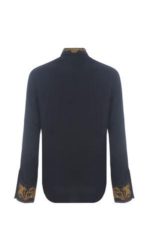 Camicia Versace Jeans Couture in twill di viscosa VERSACE JEANS | 6 | B1GWA6S307619-899