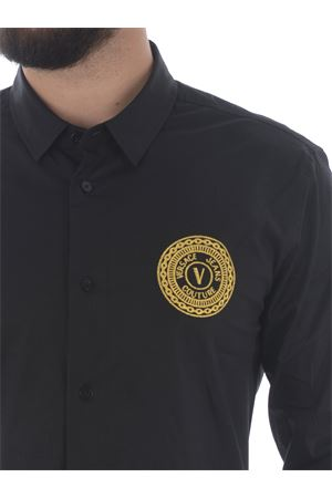 Camicia Versace Jeans Couture in cotone stretch VERSACE JEANS | 6 | B1GWA6S430421-899