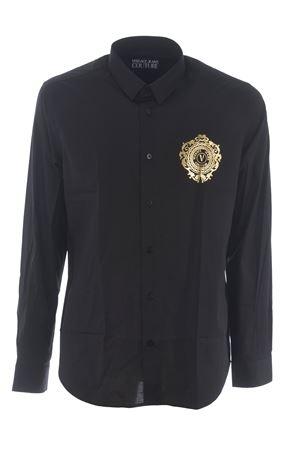 Camicia di Versace Jeans Couture in cotone stretch VERSACE JEANS | 6 | B1GWA6S530421-899