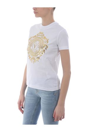 Versace Jeans Couture cotton t-shirt VERSACE JEANS | 8 | B2HWA7FA30454-K41