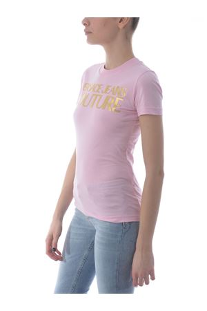 Versace Jeans Couture cotton T-shirt VERSACE JEANS | 8 | B2HWA7TB30319-402
