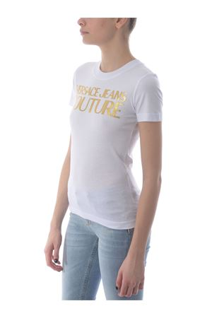 Versace Jeans Couture cotton T-shirt VERSACE JEANS | 8 | B2HWA7TB30319-K41