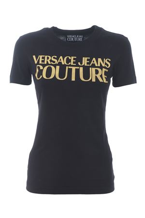 Versace Jeans Couture cotton T-shirt VERSACE JEANS | 8 | B2HWA7TB30319-K42