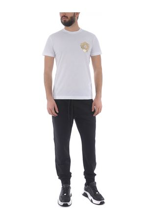 T-shirt Versace Jeans Couture in cotone VERSACE JEANS | 8 | B3GWA71F30454-K41