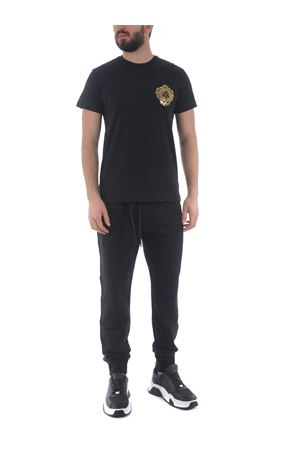 T-shirt Versace Jeans Couture in cotone VERSACE JEANS | 8 | B3GWA71F30454-K42