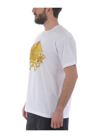 T-shirt Versace Jeans Couture in cotone VERSACE JEANS | 8 | B3GWA74011620-003