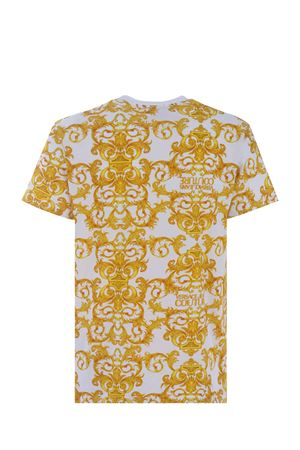 T-shirt Versace Jeans Couture in cotone strech VERSACE JEANS | 8 | B3GWA7S0S0155-003