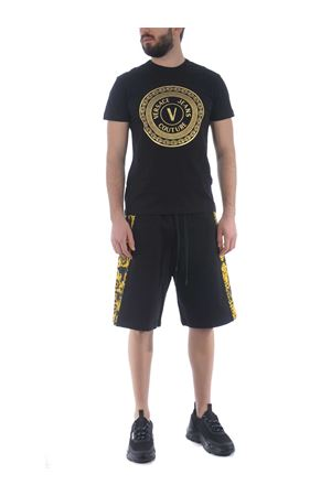 T-shirt Versace Jeans Couture in cotone VERSACE JEANS | 8 | B3GWA7TE30319-K42