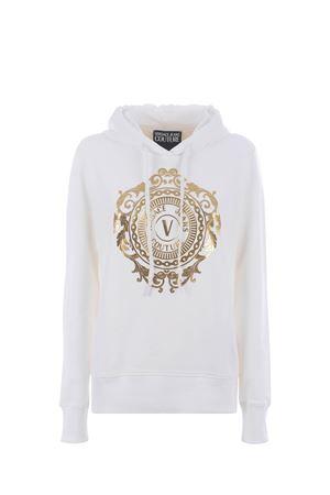 Versace Jeans Couture cotton sweatshirt  VERSACE JEANS | 10000005 | B6HWA7FC30453-K41