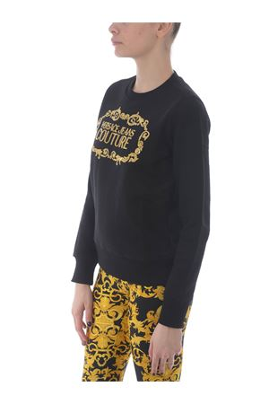 Felpa Versace Jeans Couture in cotone VERSACE JEANS | 10000005 | B6HWA7TM30318-K42
