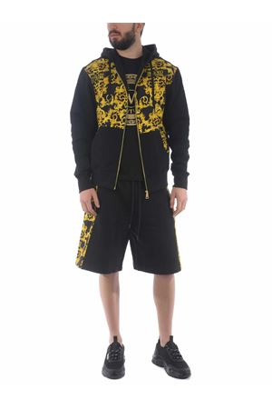 Felpa Versace Jeans Couture in cotone VERSACE JEANS | 10000005 | B7GWA7F0S0156-899