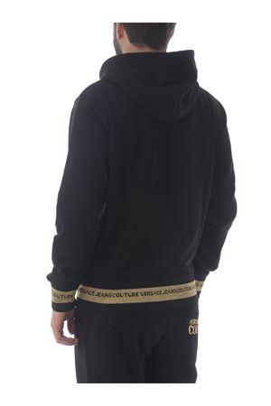 Felpa Versace Jeans Couture in cotone VERSACE JEANS | 10000005 | B7GWA7TQ30318-K42