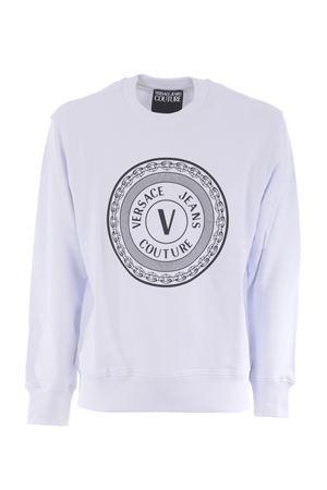Felpa di Versace Jeans Couture in cotone VERSACE JEANS | 10000005 | B7GWA7TT30318-003