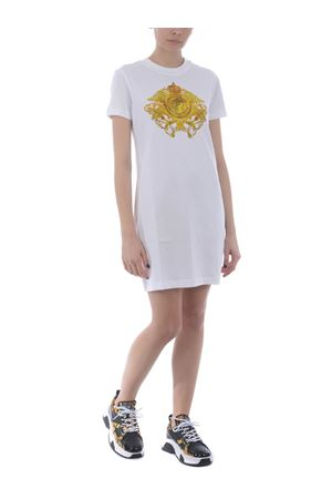 Versace Jeans Couture cotton dress VERSACE JEANS | 11 | D2HWA41811620-003