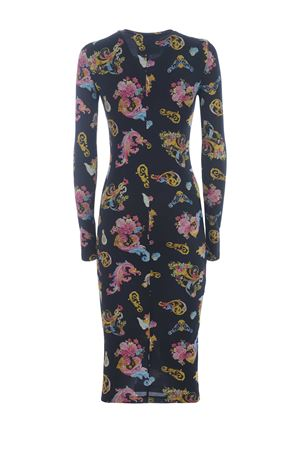 Versace Jeans Couture stretch jersey midi dress VERSACE JEANS | 11 | D2HWA427S0020-899