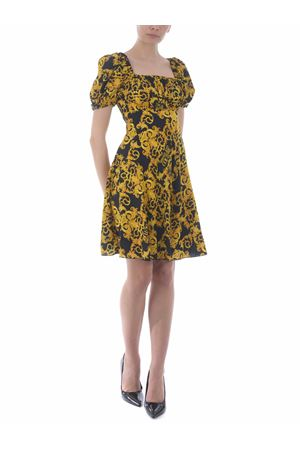 Versace Jeans Couture viscose twill dress VERSACE JEANS | 11 | D2HWA440S0990-899