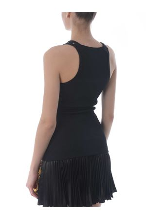 Versace Jeans Couture ribbed top VERSACE JEANS | 40 | D3HWA65110615-899