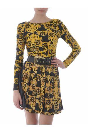 Cintura Versace Jeans Couture in pelle VERSACE JEANS | 22 | D8VWAF0271627-899