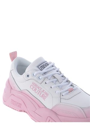 Sneakers Versace Jeans Couture in pelle VERSACE JEANS | 5032245 | E0VWASF471960-LQ2