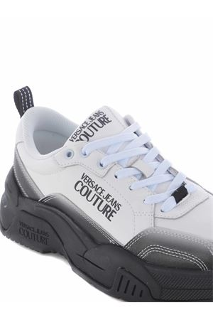 Sneakers Versace Jeans Couture in pelle VERSACE JEANS | 5032245 | E0YWASF671960-M53