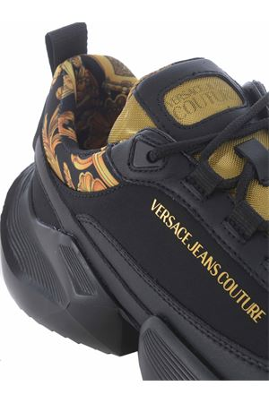Sneakers Versace Jeans Couture in pelle e nylon VERSACE JEANS | 5032245 | E0YWASU571924-M27