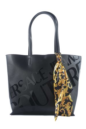 Versace Jeans Couture eco-leather shopping bag VERSACE JEANS | 31 | E1VWABA171875-899
