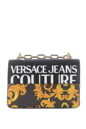 Versace Jeans Couture eco-leather shoulder bag VERSACE JEANS | 31 | E1VWABG371727-M27