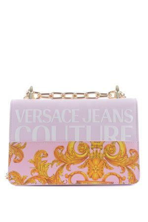 Versace Jeans Couture eco-leather shoulder bag VERSACE JEANS | 31 | E1VWABG371727-O33