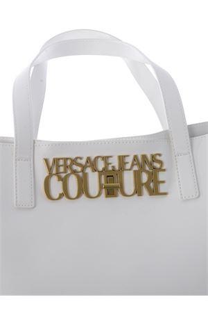 Shopper Versace Jeans Couture in ecopelle saffiano VERSACE JEANS | 31 | E1VWABL871879-003