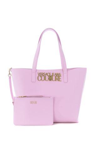 Shopper Versace Jeans Couture in ecopelle saffiano VERSACE JEANS | 31 | E1VWABL871879-426