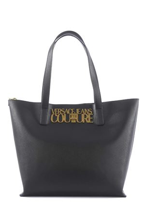 Versace Jeans Couture shopping bag in saffiano eco-leather  VERSACE JEANS | 31 | E1VWABL871879-899