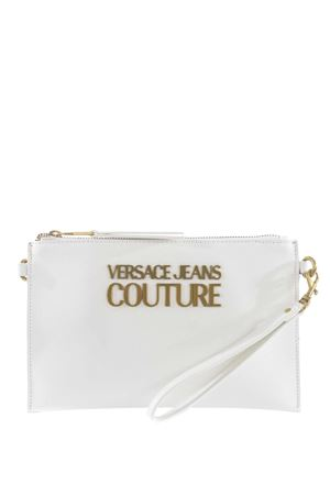 Versace Jeans Couture eco-leather clutch bag VERSACE JEANS | 31 | E1VWABLX71879-003