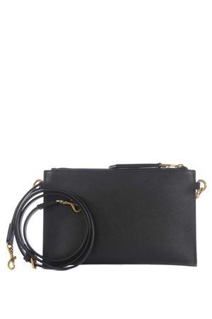 Versace Jeans Couture eco-leather clutch bag VERSACE JEANS | 31 | E1VWABLX71879-899