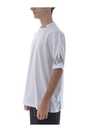 T-shirt Vision of Super in cotone VISION OF SUPER | 8 | W1BLACKFLWHITE