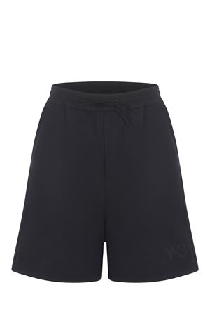 Shorts Y-3 Classic Terry in cotone Y-3 | 30 | FN3394BLACK