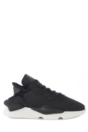 Sneakers Y-3 Kaiwa in nylon Y-3 | 5032245 | FZ4327BLACK-BLACK-CWHITE