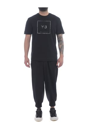 T-shirt Y-3 in cotone Y-3 | 8 | GV6060BLACK
